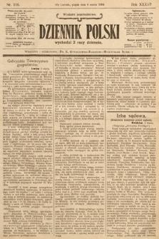 Dziennik Polski (wydanie popołudniowe). 1904, nr106