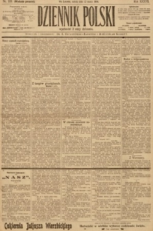 Dziennik Polski (wydanie poranne). 1904, nr119