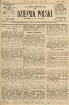 Dziennik Polski (wydanie popołudniowe). 1904, nr153