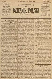 Dziennik Polski (wydanie popołudniowe). 1904, nr159