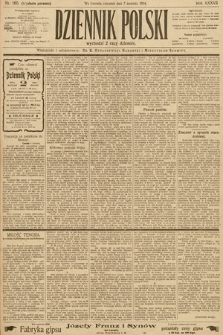 Dziennik Polski (wydanie poranne). 1904, nr160