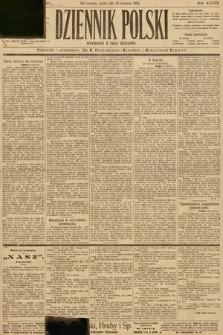 Dziennik Polski (wydanie poranne). 1904, nr198