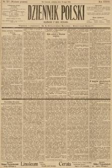 Dziennik Polski (wydanie poranne). 1904, nr225