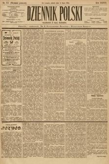 Dziennik Polski (wydanie poranne). 1904, nr320