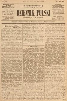Dziennik Polski (wydanie popołudniowe). 1904, nr326