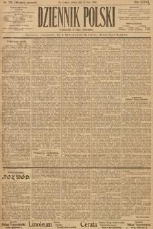 Dziennik Polski (wydanie poranne). 1904, nr329