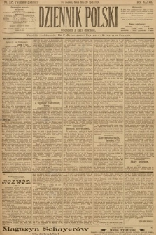 Dziennik Polski (wydanie poranne). 1904, nr335