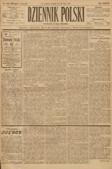 Dziennik Polski (wydanie poranne). 1904, nr349