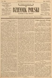 Dziennik Polski (wydanie popołudniowe). 1904, nr364