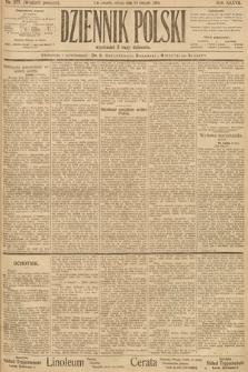 Dziennik Polski (wydanie poranne). 1904, nr377