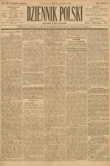 Dziennik Polski (wydanie poranne). 1904, nr380