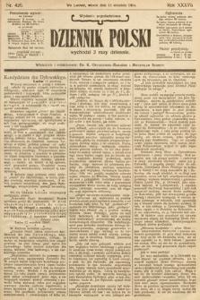 Dziennik Polski (wydanie popołudniowe). 1904, nr426