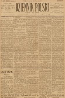 Dziennik Polski (wydanie poranne). 1904, nr431