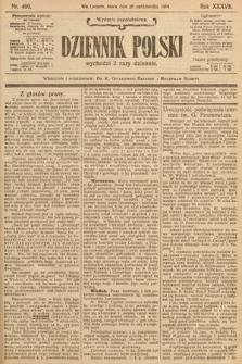 Dziennik Polski (wydanie popołudniowe). 1904, nr499