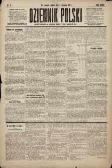 Dziennik Polski. 1901, nr5