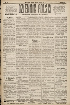 Dziennik Polski. 1901, nr15