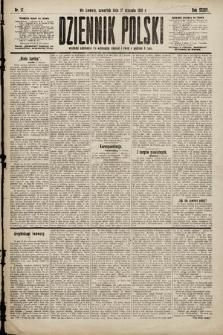 Dziennik Polski. 1901, nr17