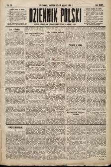 Dziennik Polski. 1901, nr20