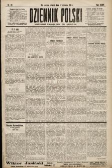 Dziennik Polski. 1901, nr22
