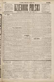 Dziennik Polski. 1901, nr23