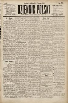 Dziennik Polski. 1901, nr27