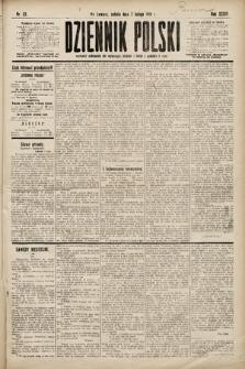 Dziennik Polski. 1901, nr33