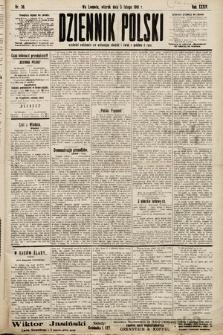 Dziennik Polski. 1901, nr36