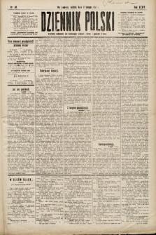 Dziennik Polski. 1901, nr40