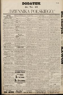 Dziennik Polski. 1901, nr42
