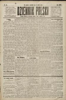 Dziennik Polski. 1901, nr45
