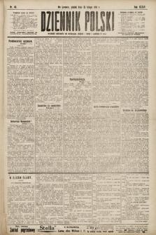 Dziennik Polski. 1901, nr46