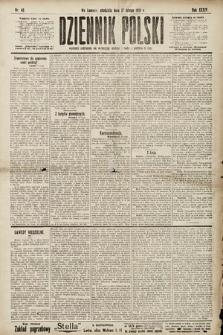 Dziennik Polski. 1901, nr48