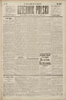 Dziennik Polski. 1901, nr53