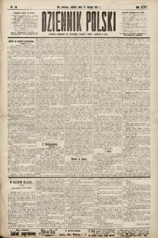 Dziennik Polski. 1901, nr54