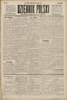 Dziennik Polski. 1901, nr72