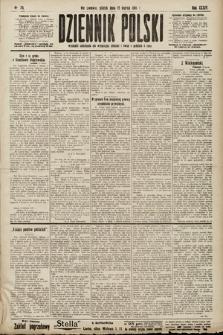 Dziennik Polski. 1901, nr74