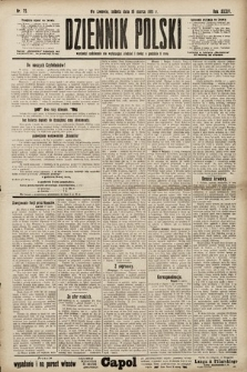 Dziennik Polski. 1901, nr75