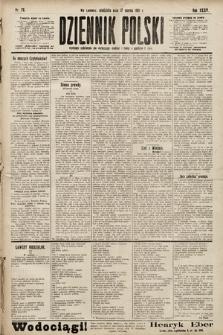 Dziennik Polski. 1901, nr76