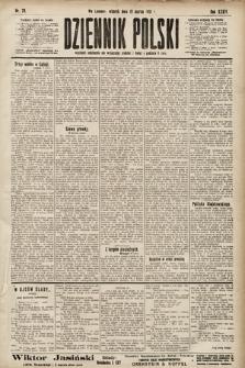 Dziennik Polski. 1901, nr78