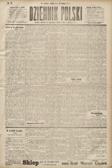 Dziennik Polski. 1901, nr79