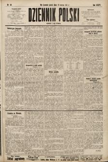 Dziennik Polski (wydanie popołudniowe). 1901, nr88