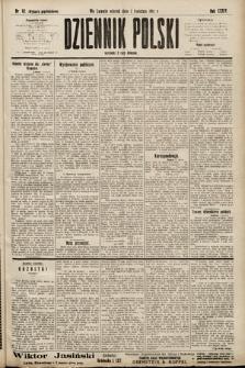 Dziennik Polski (wydanie popołudniowe). 1901, nr92