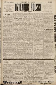Dziennik Polski (wydanie popołudniowe). 1901, nr98
