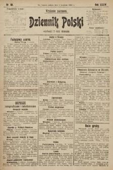 Dziennik Polski (wydanie poranne). 1901, nr101