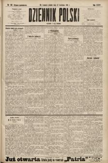 Dziennik Polski (wydanie popołudniowe). 1901, nr108