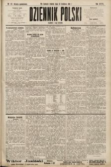 Dziennik Polski (wydanie popołudniowe). 1901, nr114