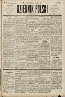 Dziennik Polski (wydanie popołudniowe). 1901, nr118