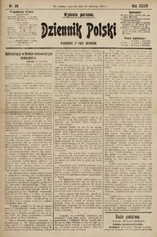 Dziennik Polski (wydanie poranne). 1901, nr119