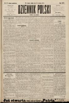Dziennik Polski (wydanie popołudniowe). 1901, nr122