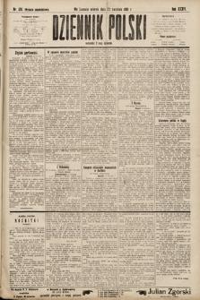 Dziennik Polski (wydanie popołudniowe). 1901, nr126
